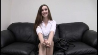 Teen Model's Anal Audition  young teens anal ass fuck audition backroomcastingcouch.com ass fucking creampie teen pov amateur first time