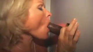 Gloryhole Creampies! Pussy and Ass!  mother ass fuck ass fucking mom