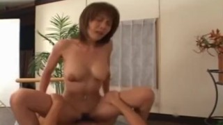 Big tits babe Miri Sugihara riding cock!  javhq.com housewives masturbation hairy asian black blowjob cumshot bigtits milf japanese mature facial