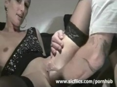 Fist fuck my gaping pussy till i squirt