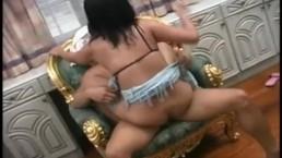 Small tit Filipina from Manila fucked hard!