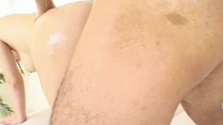 Big tits slut Sayaka Minami massive creampie! cumshot japanese threesome creampie closeup avidolz.com masturbation asian blowjob busty