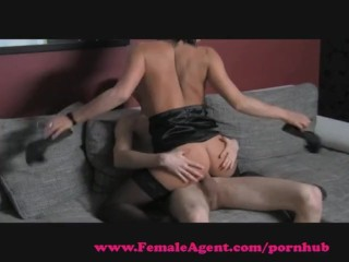 FemaleAgent. No viagra needed