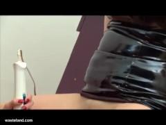 Wasteland Bondage Sex Movie - Lesbian Femdom Slave Training (Pt.