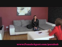 FemaleAgent. Scent of a woman