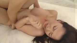 Sexy Reo Matsuzaka fucked by the pro  japanese closeup creampie cumshot asian blowjob