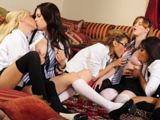 orgies erotica high class