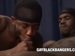 Gay Black Gangster Sex With Mr. Slim