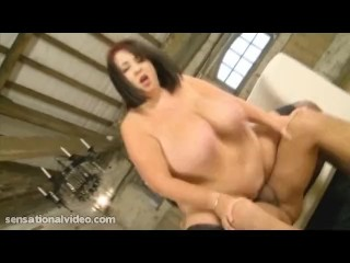Sexy British Slut Meow 34JJ Shags Fuck Cock