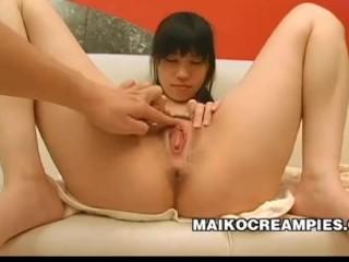 Dripping Pussy Of Japan MILF Yumi Wakabayashi