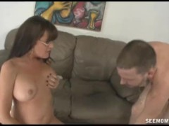 Old mom will always want a fresh young cock