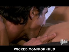 Hot & horny Asian wife Kaylani Lei loves rough passionate sex
