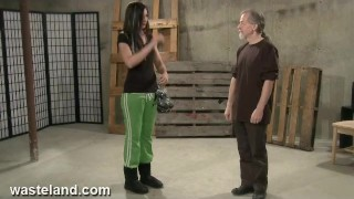 Wasteland Bondage Sex Movie - Hot Salsa (Pt 1)  spanking submissive slave bdsm extreme domination screaming bondage punishment wasteland masochism wasteland.com brutal sadism
