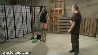 Wasteland Bondage Sex Movie - Hot Salsa (Pt 1) masochism brutal domination spanking wasteland submissive sadism screaming slave bdsm punishment bondage wasteland.com extreme