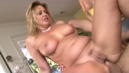 Daughter Watches Her Mom Get A
