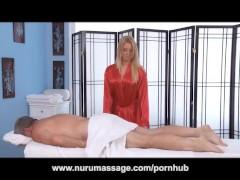 Big Tit Blonde Lexi Kartel Massage and Blowjob