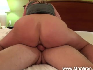 Big Ass Bouncing.. PAWG