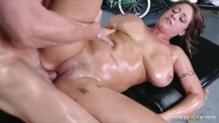 Busty MILF with huge-boobs Eva Notty Rides fucks her masseur huge tits titty fucking big tits blowjob mom big boobs mother dirtymasseur flexible brunette orgasm brazzers big dick fake tits massage busty rubbing
