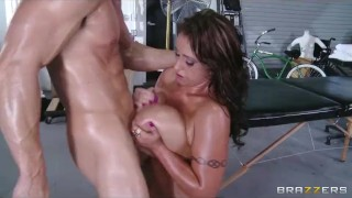 Busty MILF with huge-boobs Eva Notty Rides fucks her masseur  big tits blowjob mom brazzers big dick massage busty brunette mother orgasm rubbing big boobs titty fucking flexible fake tits dirtymasseur huge tits