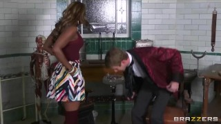 Danny D teaches stunning ebony babe Jasmine Webb to squirt  big cock british babe ebony black english brazzers big dick hardcore squirting pussy babes wet deepthroat orgasm dripping shesgonnasquirt