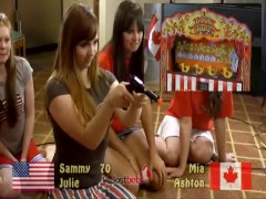 Strip DaCunt Americans vs Canadians