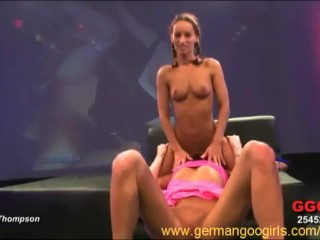 Lucie and Mary fulfill their cock and cum fantasies in hardcore orgy