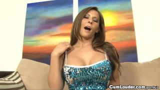 Preview 1 of Madison Ivy loves to suck and fuck Cocks