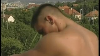BI-SEX WORLD #2 - Scene 3  fuck train doggy style ass fuck ass fucking riding outdoors blowjob hardcore bi bisexual mmf fingering threesome anal pornhub.com pussy licking