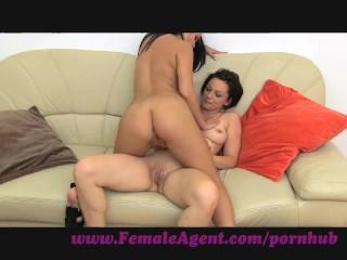 Femaleagent. delicious sex