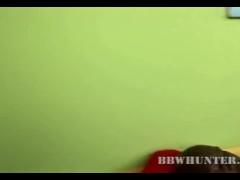 BBW Candice Cane Sucks That Black Wang