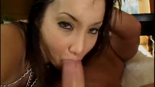 Asian Temptations 4 - Scene 9  ass fuck lingerie dp french gaping blowjob skinny big dick brunette mmf anal pornhub.com double stuff double team bubble butt small ass