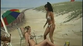 Femme Fatale - Scene 5  blonde pornstar bikini small tits brunette beach petite pornhub.com pussy licking natural tits girl on girl mongolian unshaved pussy play