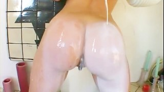 Double Teamed And Creamed 01 - Scene 4