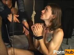 Foot Worshipping Transsexuals 03 - Scene 1