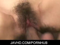 Sexy asian doll Rino Asuka goes home with a new friend