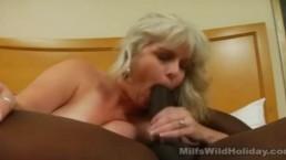 Stacey Enjoying That Big Black