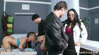 Groupie girl & hospital nurse start orgy with two band members uniform anal brunette nurse asian groupsex brazzers big dick ass fucking doctoradventures