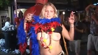 Girls Going Crazy Fantasy Fest - Part 3