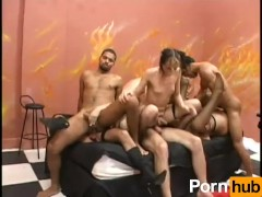 Transsexual Sex Orgy 03 - Part 3