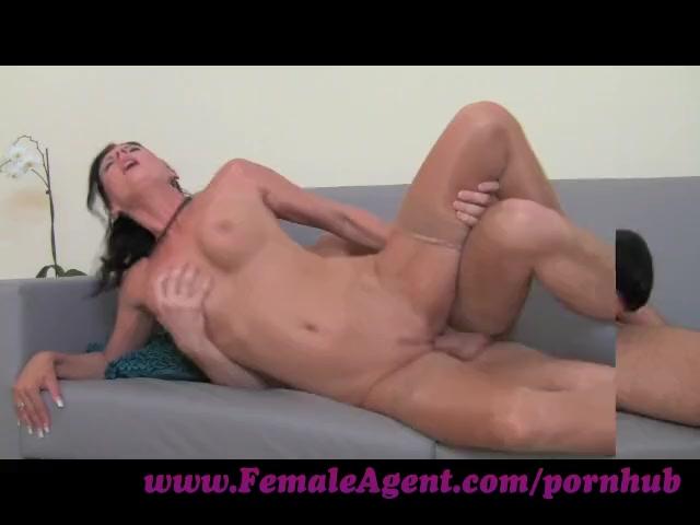 FemaleAgent. Natural talent