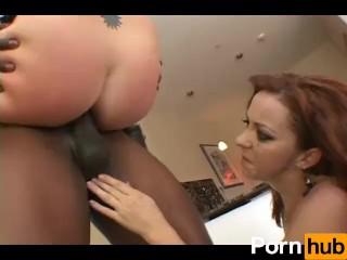 Chocolate Vanilla Cum Eaters 4 - Scene 4
