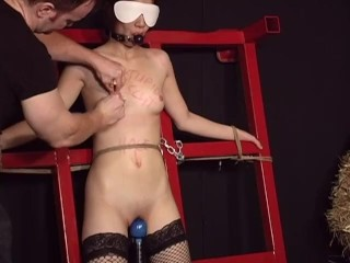 Asians Bound And Fucked - Scene 3