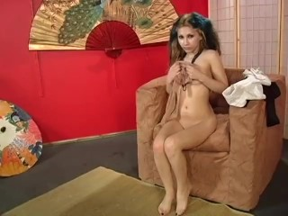 Smoking Hot In Nylons - Scene 4