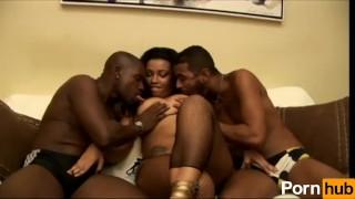 Bi Sex Nut Busters - Scene 3 ebony bbc 3some pornhub.com bi mmf black bj big tits blowjob swingers cumshot threesome brazilian anal ass fuck busty
