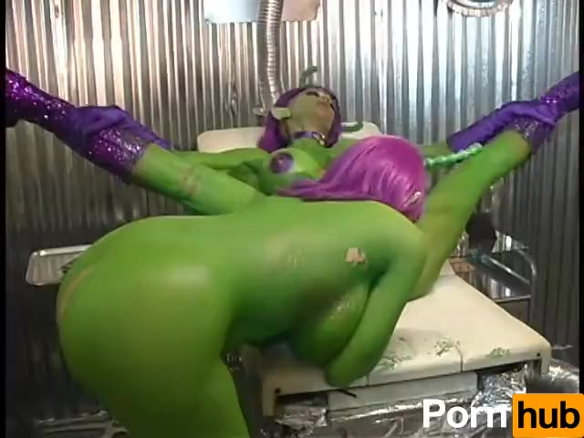 Porn Stars From Mars - Scene 2 - Starr Productions