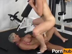 Strap On Champion Workout – Scene 2