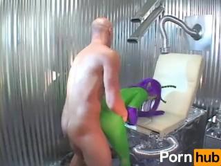Porn Stars From Mars - Scene 4