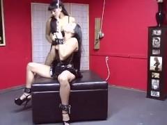 The Domination Of Kinky Krystina – Scene 4