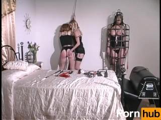 Spanking Desires - Scene 3