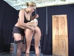 Bondage Bitch Interviews – Scene 3